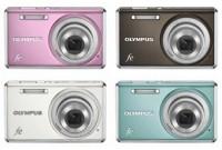 OLYMPUS FE-4030 Цифровая фотокамера