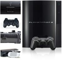 SONY Play Station 3 320GB Infamous 2 Bundle Игровая приставка
