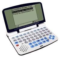 ECTACO Partner EGR530T Электронный переводчик