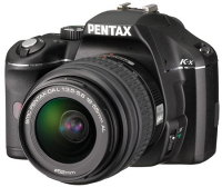 PENTAX K-x + DA L18-55mm Цифровая фотокамера